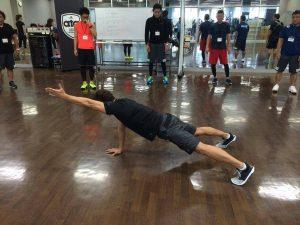 adidasファンクショナルトレーニング