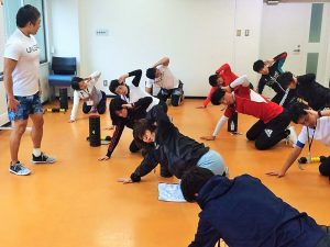 アディダスファンクショナルトレーニング