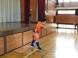 夏休みワクワク講座『体幹トレーニング』03
