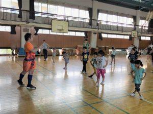 夏休みワクワク講座『体幹トレーニング』04