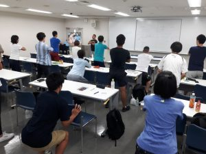 NESTAサマーセッション2019運動生理学4