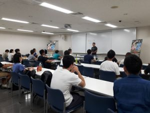 NESTAサマーセッション2019運動生理学1