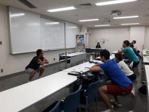 NESTAサマーセッション2019運動生理学3