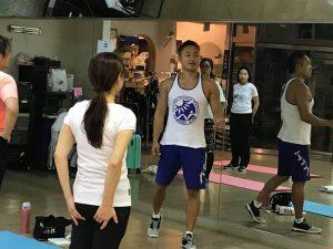 身体機能を高めて美尻になれる★ファンクショナルトレーニング02