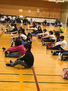 姿勢がよくなる!小学生の体幹トレーニング02