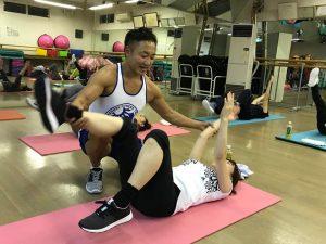 身体機能を高めて美尻になれる★ファンクショナルトレーニング01