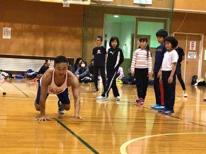 姿勢がよくなる!小学生の体幹トレーニング07